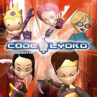 Code Lyoko affiche