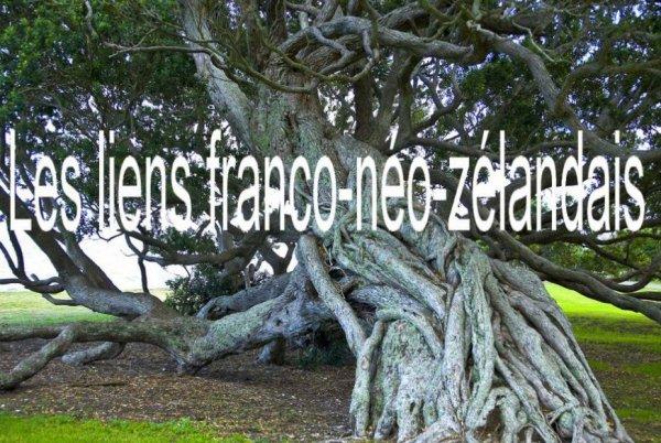 Les liens franco-néo-zélandais