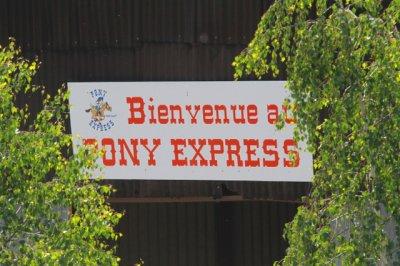 pony express =)