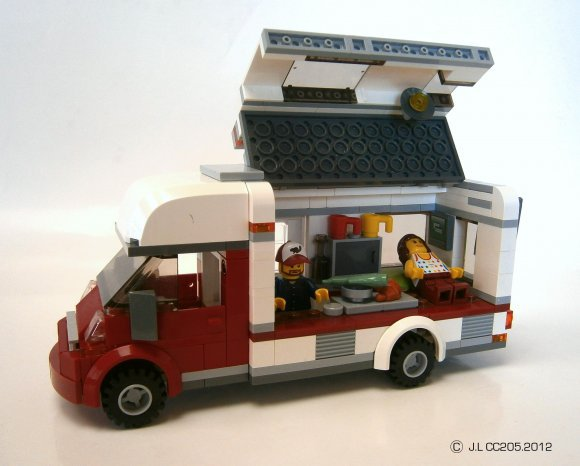 Articles de flotom85 tagg s le camping car lego for Equipement interieur camping car
