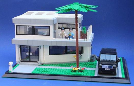 Articles de flotom85 tagg s maison moderne de luxe lego for Maison moderne lego