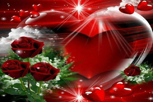 ROSE D'AMOUR POEME