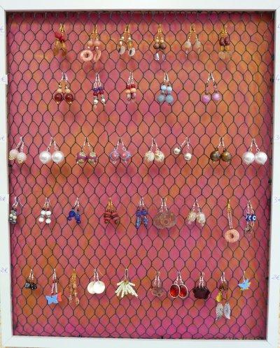 Articles de dmoizaile tagg s astuces ranger les bijoux - Comment ranger ses boucles d oreilles ...