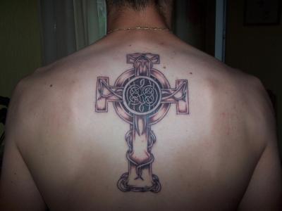 Mon tatouage supporters des verts - Tatouage croix signification ...