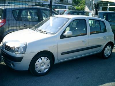Fusible clim clio 2 phase 2