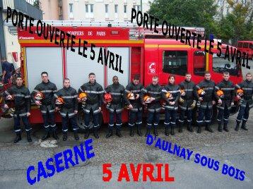 Journ e portes ouvertes les jeunes sapeurs pompiers de for Garage automobile aulnay sous bois