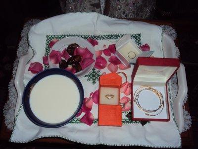 Cadeau de mariage marocain