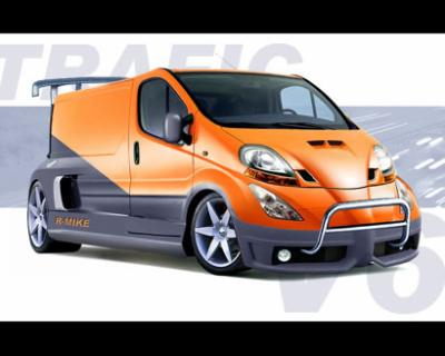imagini tuning renault trafic tuning. Black Bedroom Furniture Sets. Home Design Ideas
