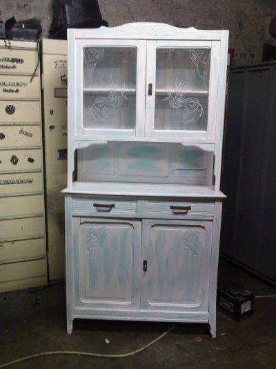 Mon passe temp renovation de meuble peinture et gravure - Peinture pour meuble melamine ...