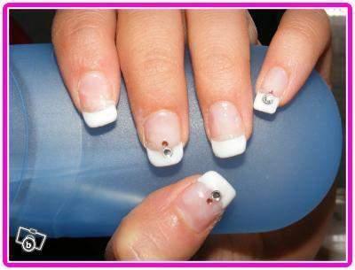 Blog De Sophie95370 Sophie A Domicile Ongles French Gel Manucure Coiffure