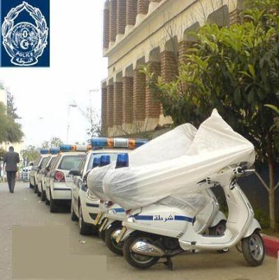 Surete nationale algerienne police algerienne ministere for Algerie ministere interieur