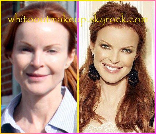 Jane fonda without makeup