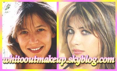 Sophie marceau stars sans maquillage stars without - Sophie davant sans maquillage ...