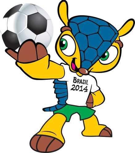 Mascotte de la coupe du monde 2014 blog de passion br sil - La mascotte de la coupe du monde 2014 ...