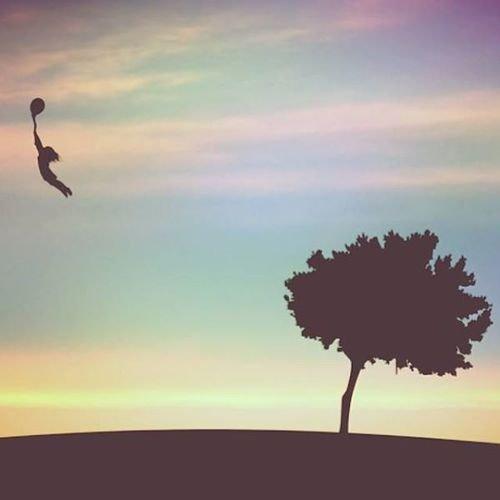 I fly, i fly..