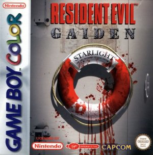 Resident Evil Gaiden [Game Boy Color]