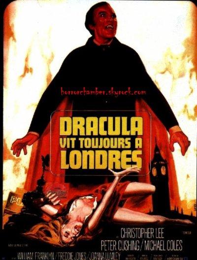 Dracula vit toujours � Londres