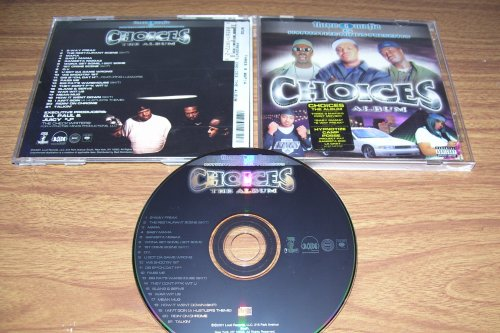 Three 6 Mafia Presents Choices (The Album)