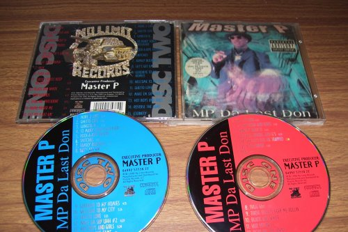 Master P  Mp Da Last Don  Amazoncom Music