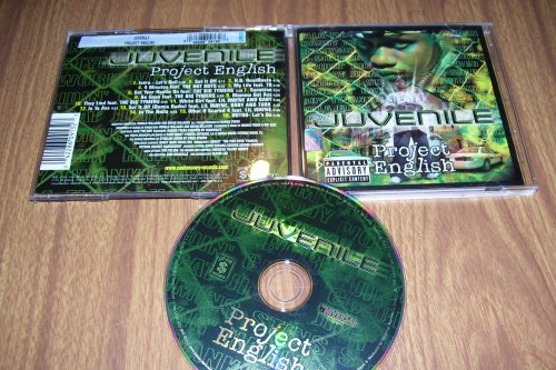 juvenile project english Listen free to juvenile – project english (intro - let's roll, set it off and more) 16 tracks (70:53) discover more music, concerts, videos, and pictures with the largest catalogue online at lastfm.