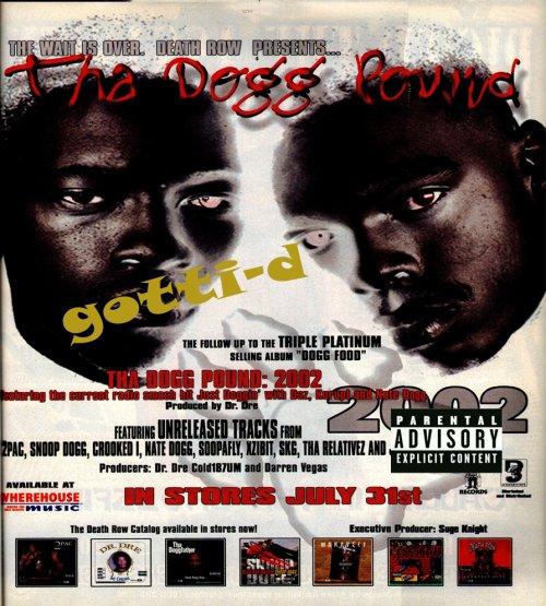 tha dogg pound discography