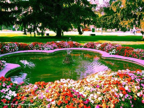 pamplona jardines de la taconera espa a un pa s