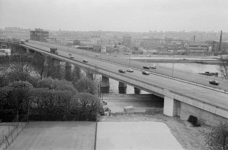 P riph rique de paris inaugur le 25 avril 1973 tout le - Porte peripherique paris ...