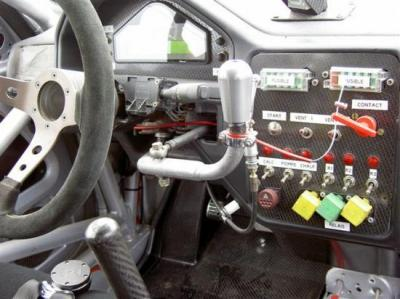 Interieur de la 106 maxi rallye men for Interieur 106