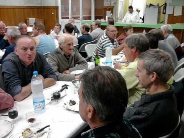 repas  des juges  concours 2013