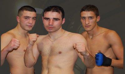 Les boxeurs du Douai Boxing-club font leur rentr�e sur le ring