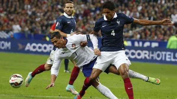 L'�quipe de France s'impose face au Portugal