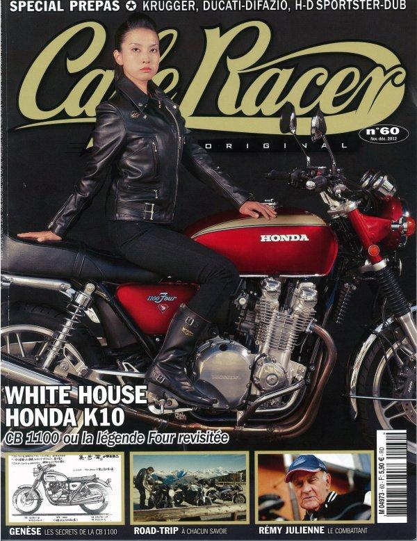 Cafe racer n� 60
