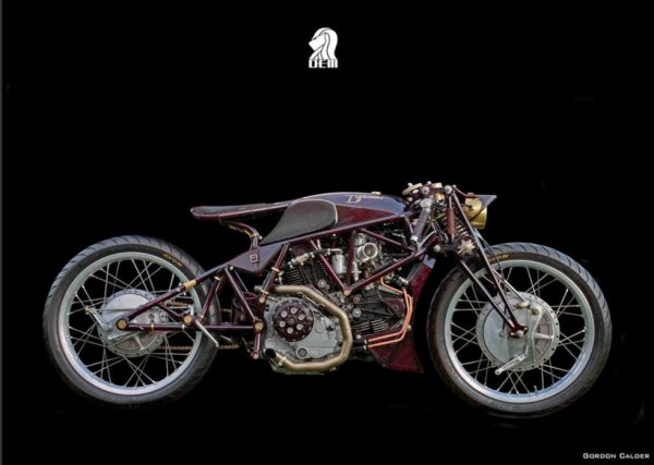 Ducati 900 Typhoon by Old Empire Motorcycles