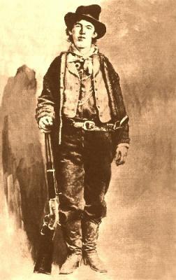 Billy the Kid  21  ans , Mort d'une balle dans le cœur le 14 juillet 1881  dans Mes Films 1688228960_small