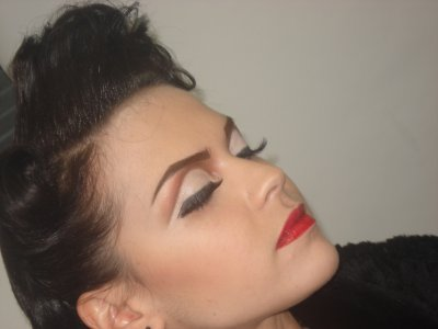 maquillage ann 40 blog de sup maquillage. Black Bedroom Furniture Sets. Home Design Ideas
