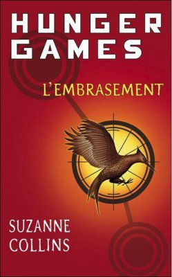 Hunger Games Tome 2 L'embrasement, de Suzanne Collins chez Pocket Jeunesse