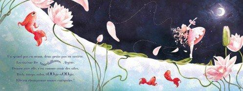 Mieux que dix fées, de Cathy Delanssay & Lenia Major chez Balivernes Editions