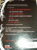 La terrifiante histoire et le sanglant destin de Hansel & Gretel, de Adam Gidwitz chez Hachette Blackmoon