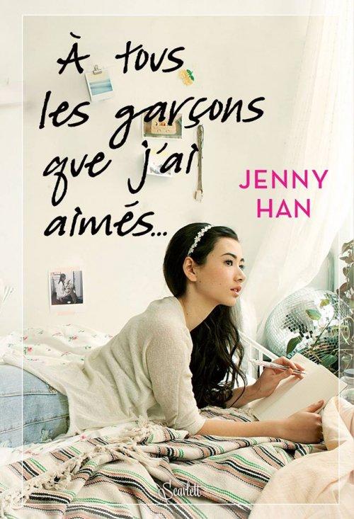 Les amours de Lara Jean Tome 1: A tous les garçons que j'ai aimés, de Jenny Han chez Panini Books