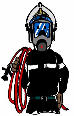 Dessin pompier ari le monde des sapeurs pompiers - Dessin pompiers ...