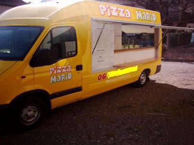superbe camion pizza vendre mon camion pizza. Black Bedroom Furniture Sets. Home Design Ideas