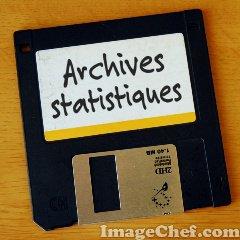 Archives et statistiques