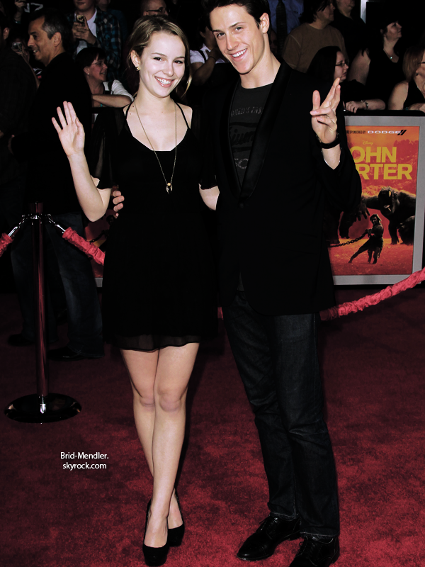 Bridgit Mendler couple