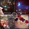 Brid' et les r�seaux sociaux: Twitter, Instagram,Facebook en Octobre