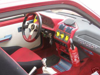 Peugeot 205 Gti Tuning Blog De Flodu944