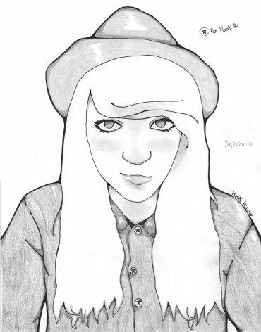 Comment dessiner une adolescente