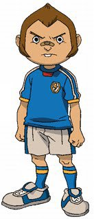 Todd Ironside, le futur capitaine du club de foot de Raimon.