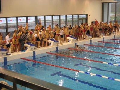 Blog de synchro natation synchronis e mons for Piscine miroir belgique