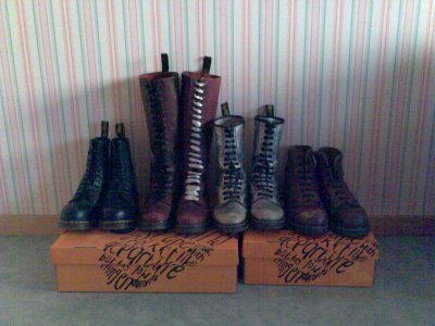 Doc Martens 3 Trous