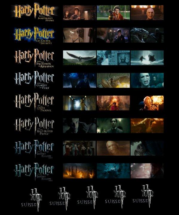 Critique de l 39 ultime harry potter 3 me dition harry - Harry potter 8 et les portes du temps ...